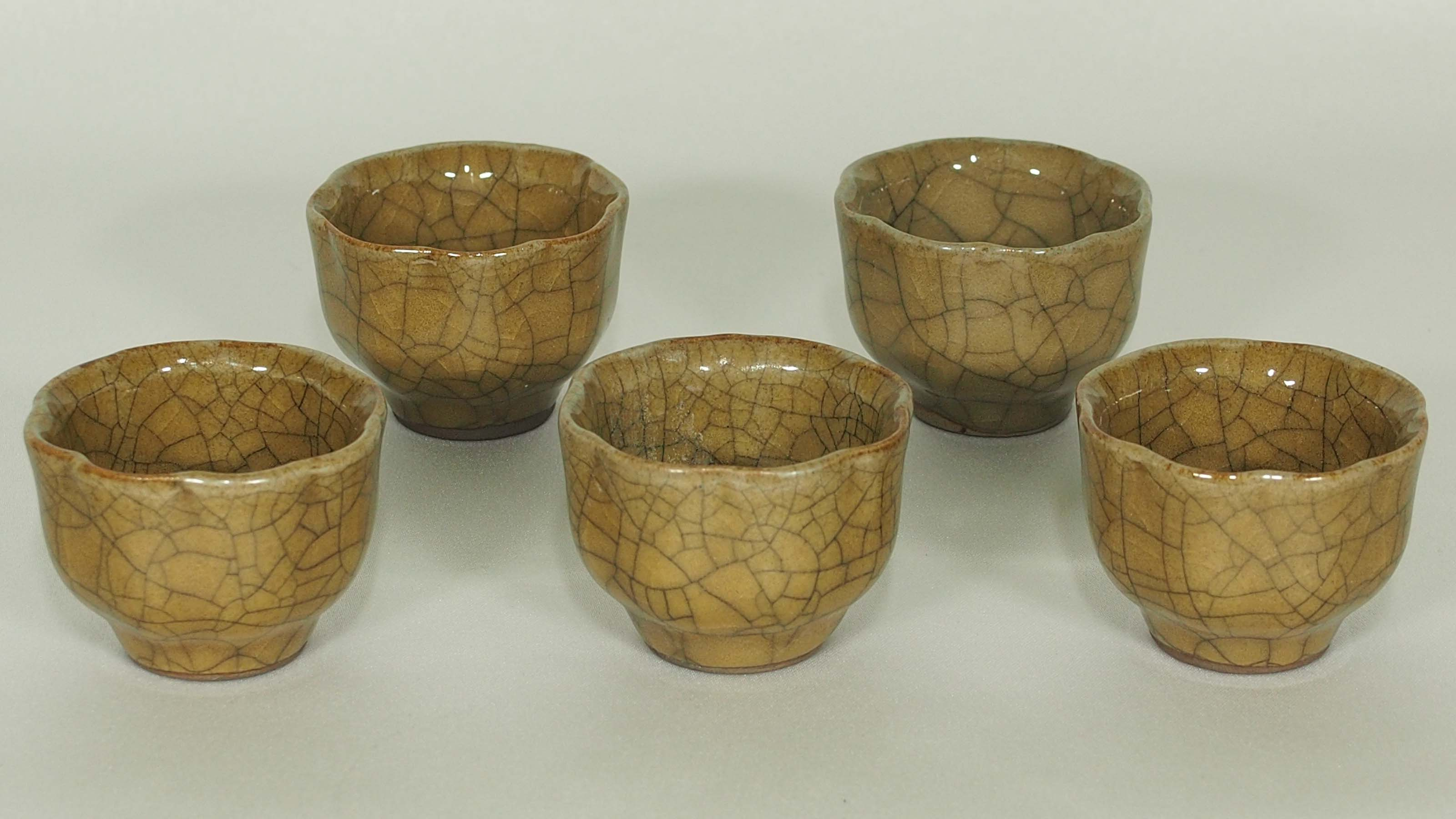 Southern Song Guan Wine Cups