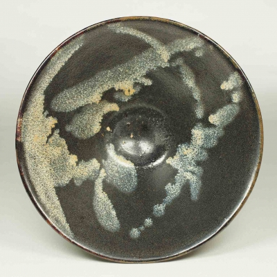 Bowl with Abstract Design