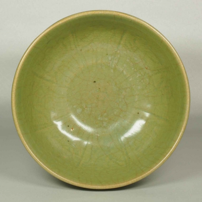 Bowl with Eight Immortals Design