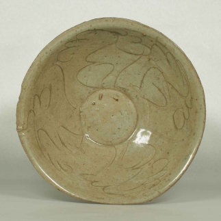 Bowl with Incised Design