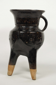 Jia-Form Tripod Wine Vessel