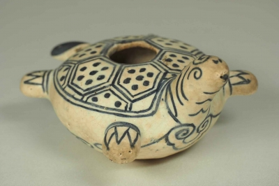 Turtle-Form Water Pot